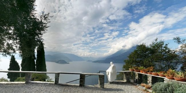 Lake Como is renowned for its beauty