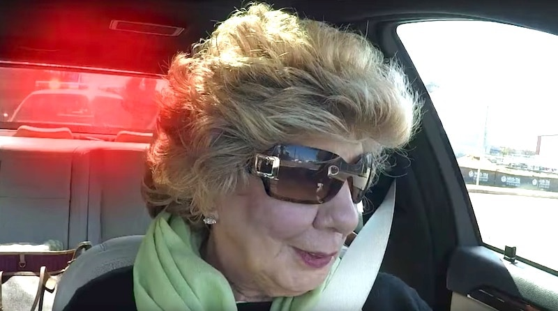 Todd Chrisley's mom Nanny Faye 'arrested' on Chrisley Knows Best