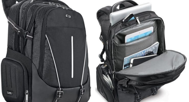 Review: Solo Rival backpack keeps your tech gear safe