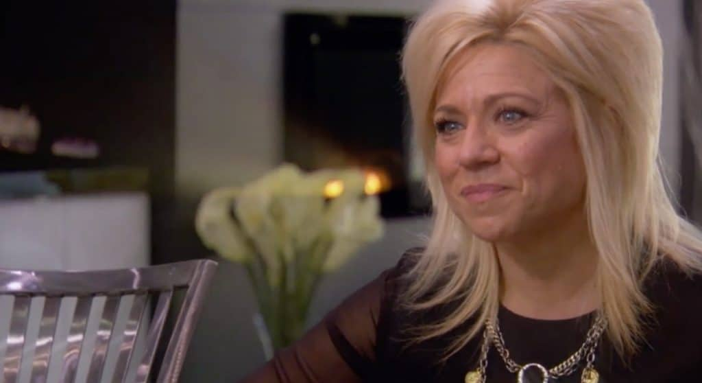Theresa Caputo helps parents come to terms with their loss