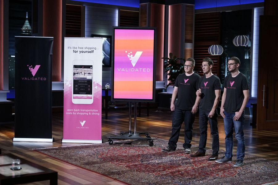 When Does Uber Pay >> Validated from Shark Tank: How app gets you free parking ...
