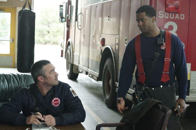 Chicago Fire Season 5 Episode 21 recap: The calm before the storm?