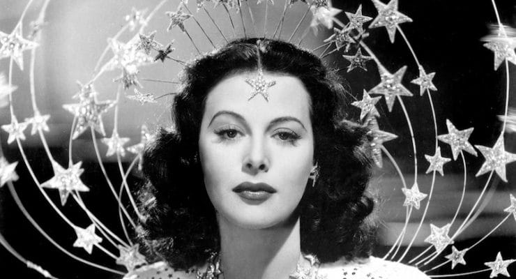 Bombshell: The Hedy Lamarr Story proves pretty and smart aren't necessarily mutually exclusive