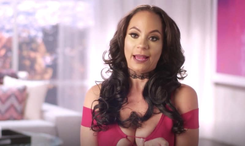Aja Metoyer in an interview on Basketball Wives