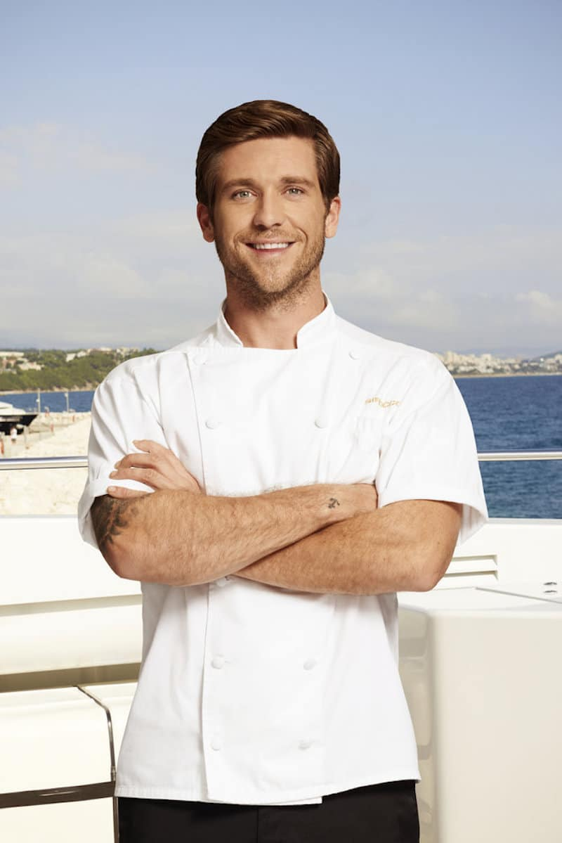 Adam on on Below Deck Mediterranean