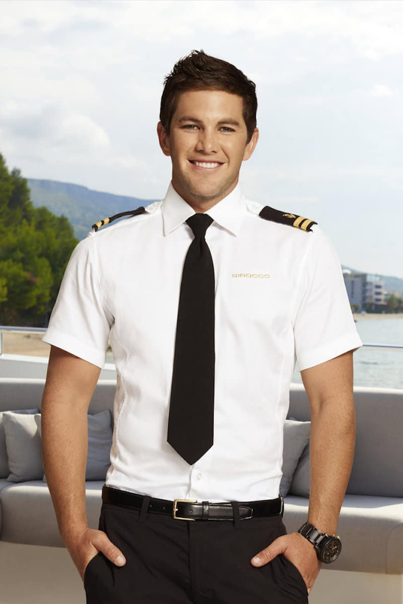 Wesley on Below Deck Mediterranean