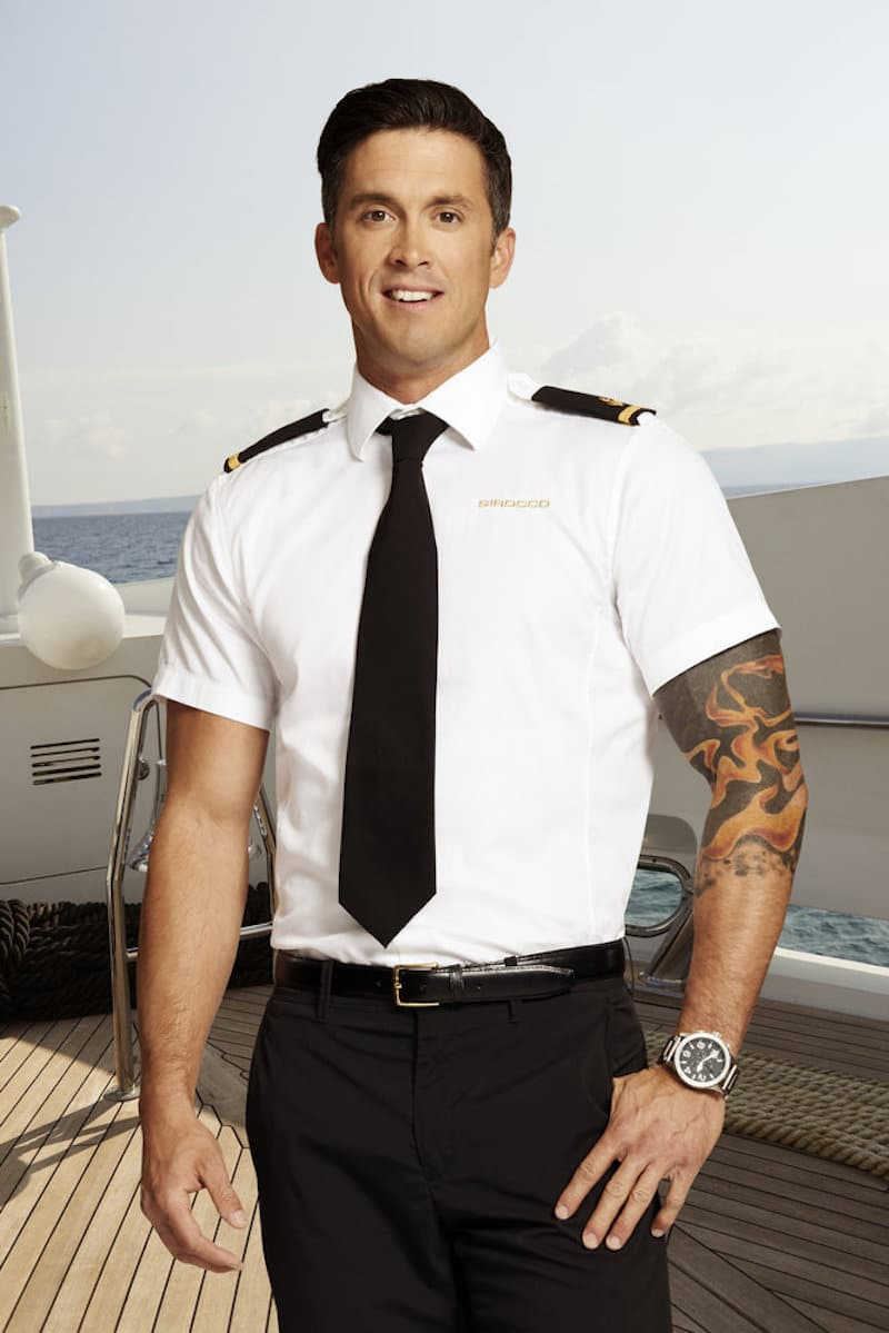Bobby on Below Deck Mediterranean