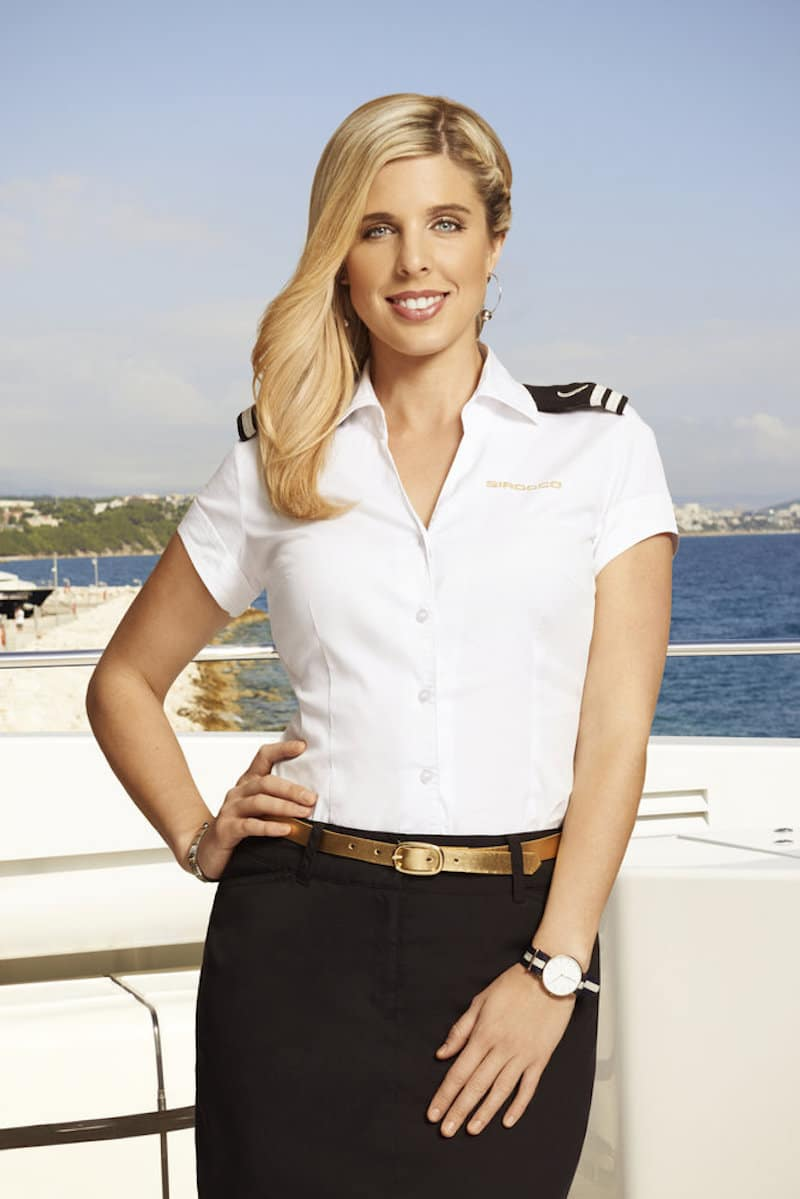 Bugsy on Below Deck Mediterranean