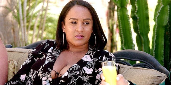Cristen Metoyer on Basketball Wives