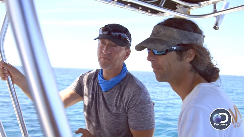 Finding a trustworthy crew is a huge issue for Darrell tonight on Cooper's Treasure