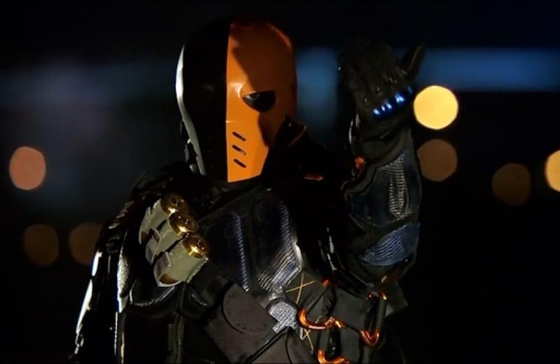 & Who is Slade Wilson aka Deathstroke on Arrow?