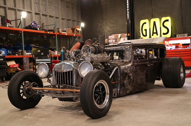 Vegas Rat Rods Who Are The Guys Behind The Crazy Creations At Welder Up