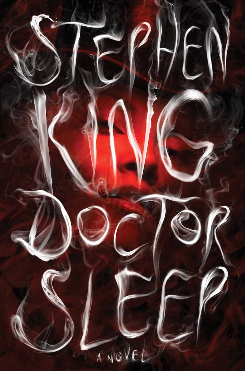 First edition cover of Stephen King's book Doctor Sleep