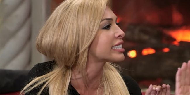 Farrah Abraham yells at mom Debra on this week's Marriage Boot Camp: Reality Stars Family Edition
