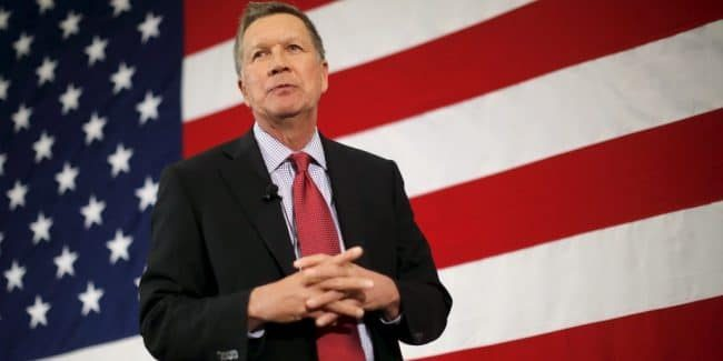 Gov. John Kasich, Philip Mudd, Maya Wiley and George Packer on Real Time with Bill Maher