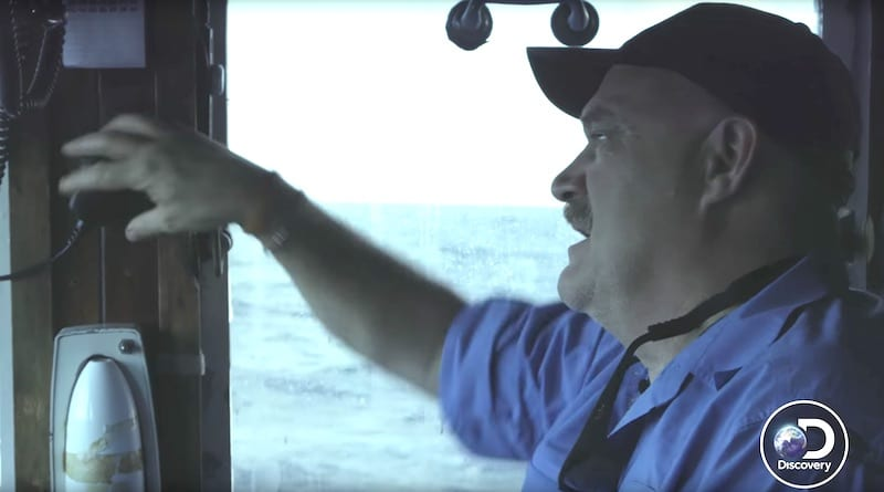 Captain Keith Colburn has a birdseye view of his crew screwing up on Deadliest Catch