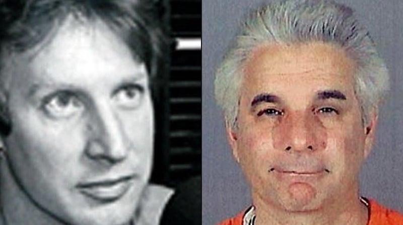 Harvey Morrow murders DJ Steven B for inheritance near Catalina Island on Killer in the Sun