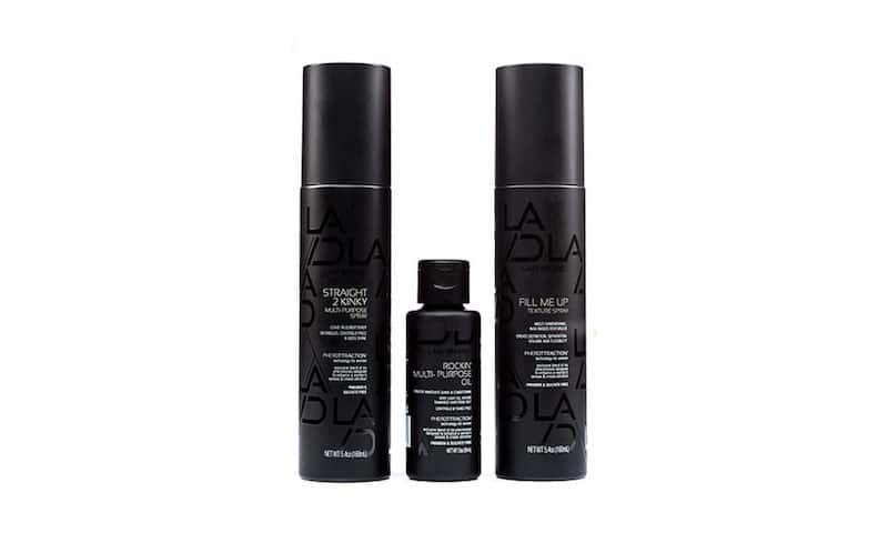 The three Laid Brand products, currently available as a bundle on a limited offer