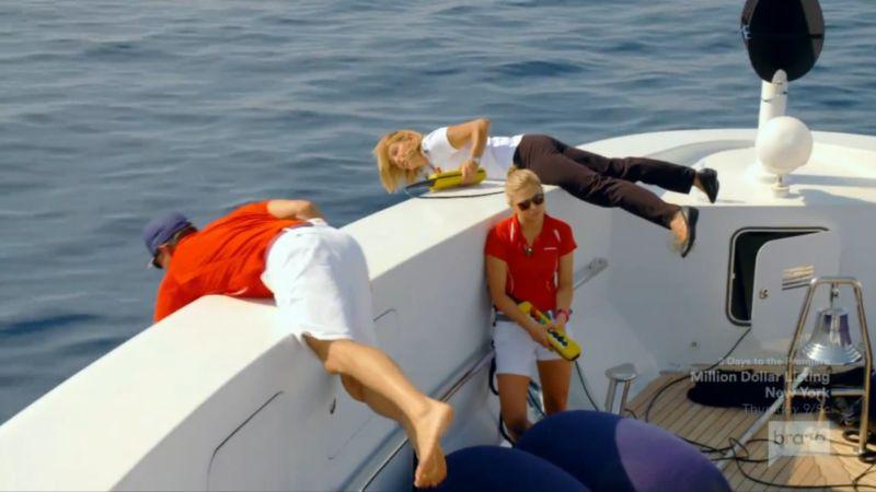 Below Deck Mediterranean recap: The Captain Sandy's got her anchor in a knot edition