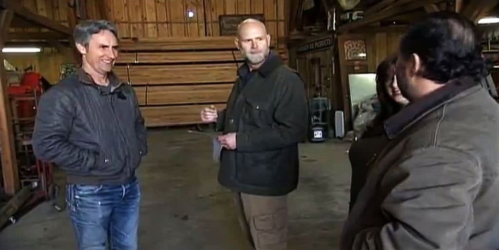 petroliana moose alerts and 1939 fords american pickers head to