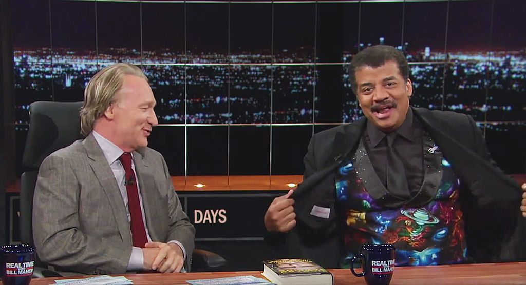 Neil deGrasse Tyson, Cornel West, David Frum on Real Time with Bill Maher