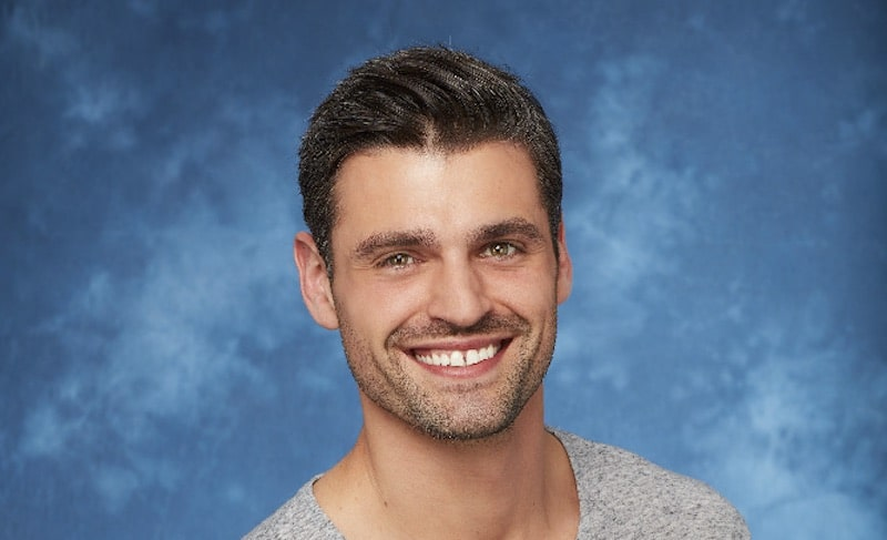 Headshot of Peter Kraus from The Bachelorette