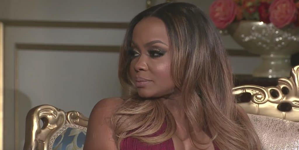 Phaedra Parks says she never called Candy a lesbian