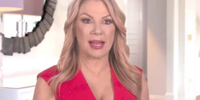 Ramona Singer, who turns 60 on this week's The Real Housewives of New York City