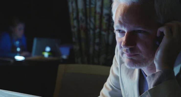 Review: Laura Poitras' Julian Assange movie Risk is riveting but leaves questions