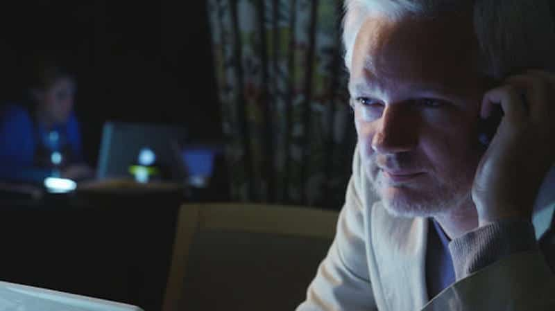 Assange in Risk