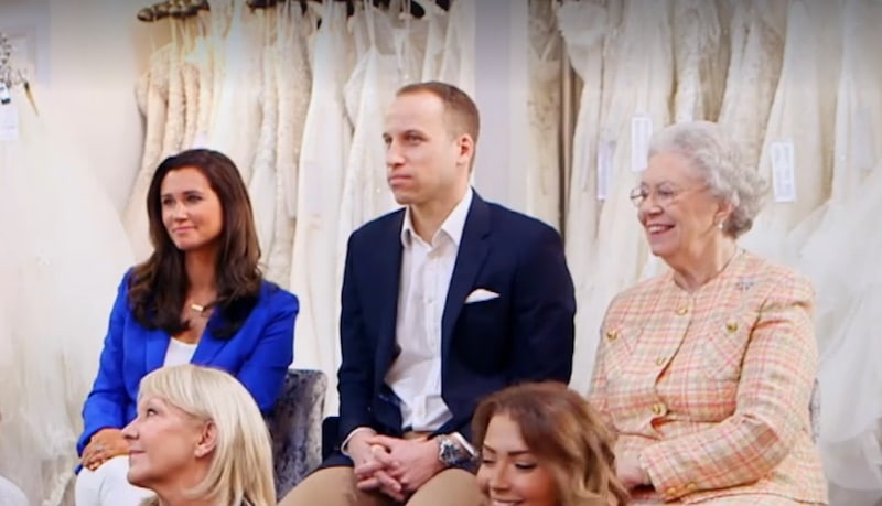 Kate Middleton lookalike on royal edition of Say Yes to the Dress ...
