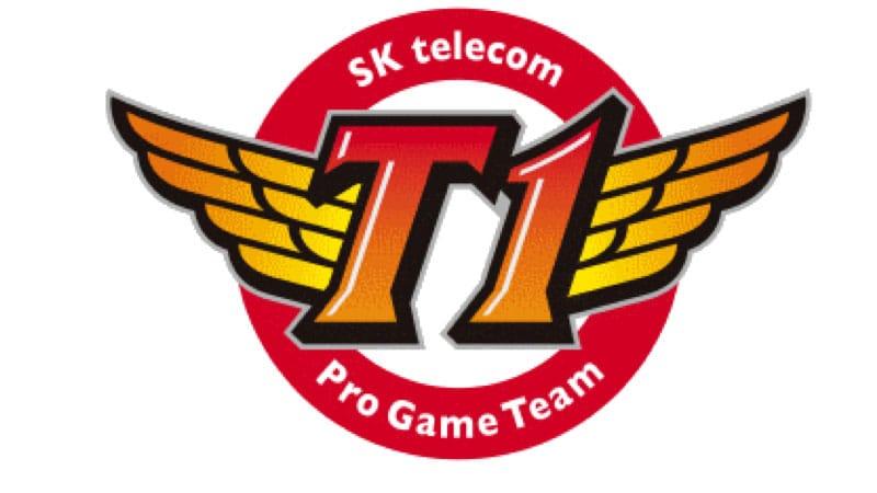SK Telecom T1 logo