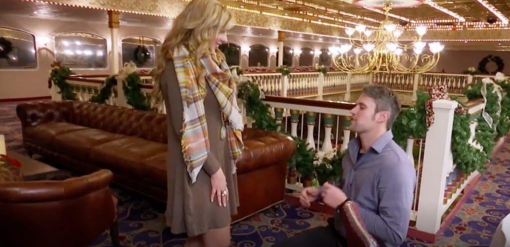 Ryan proposes on Teen Mom OG