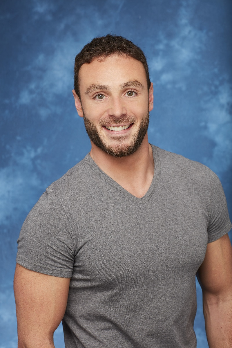 Jedidiah from The Bachelorette