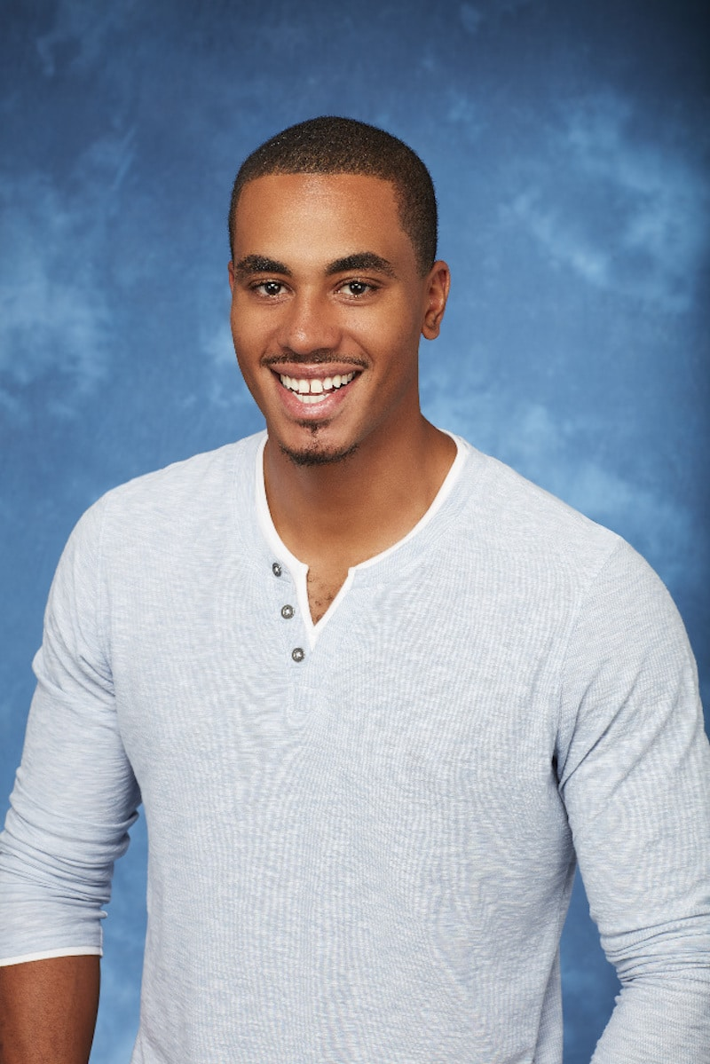 Milton from The Bachelorette