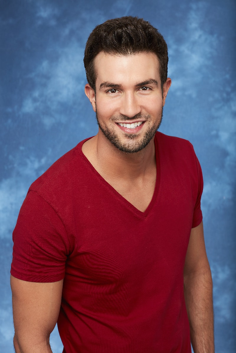 Bryan from The Bachelorette