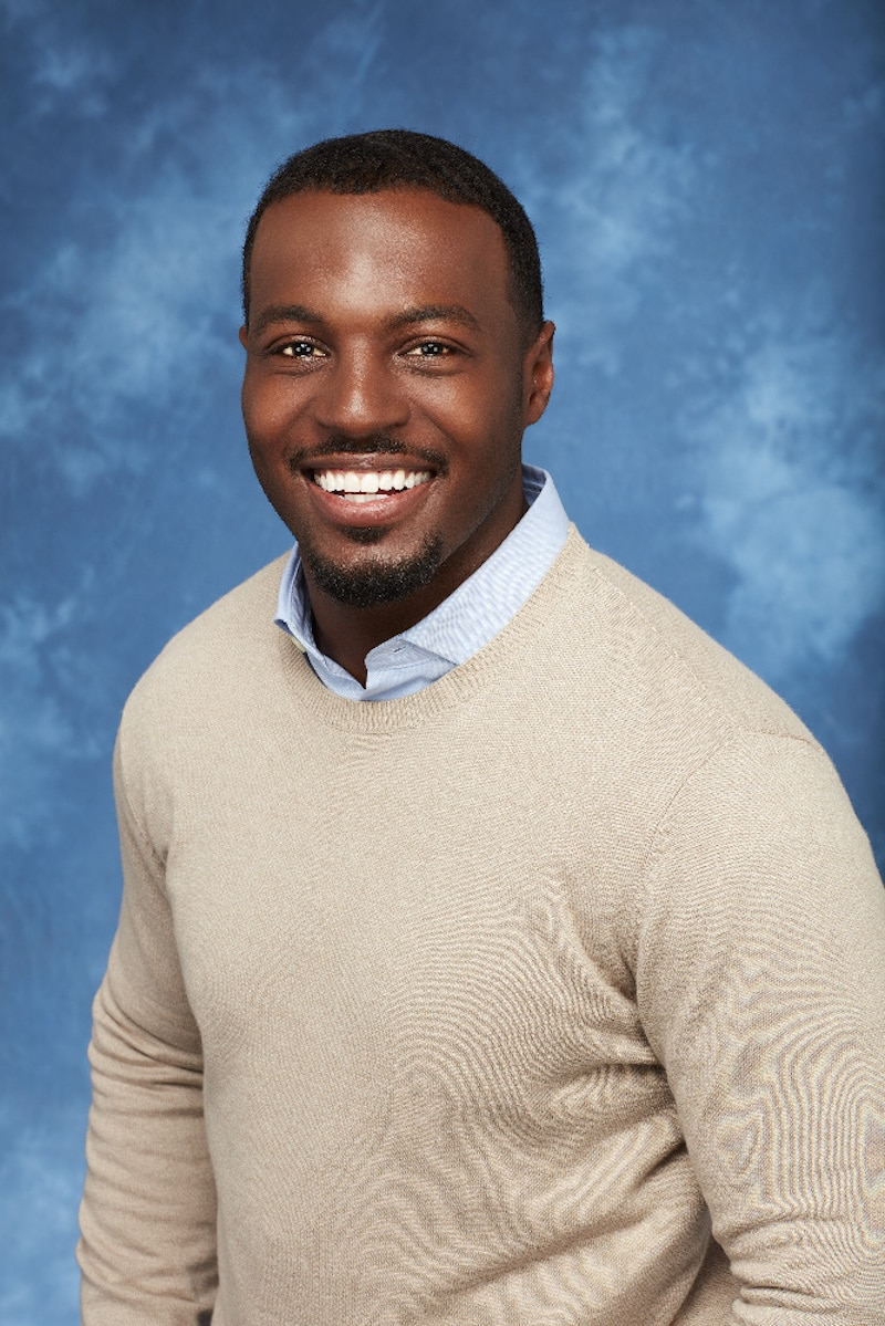 Fred from The Bachelorette