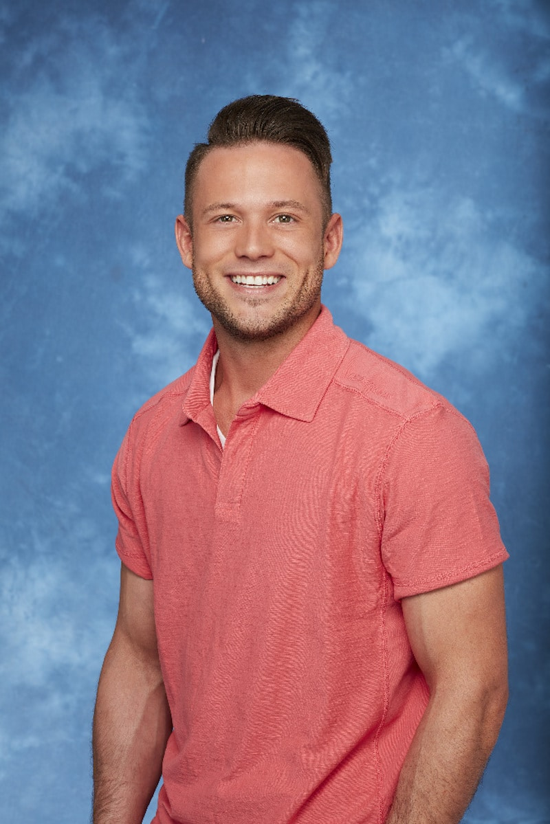 Lee from The Bachelorette