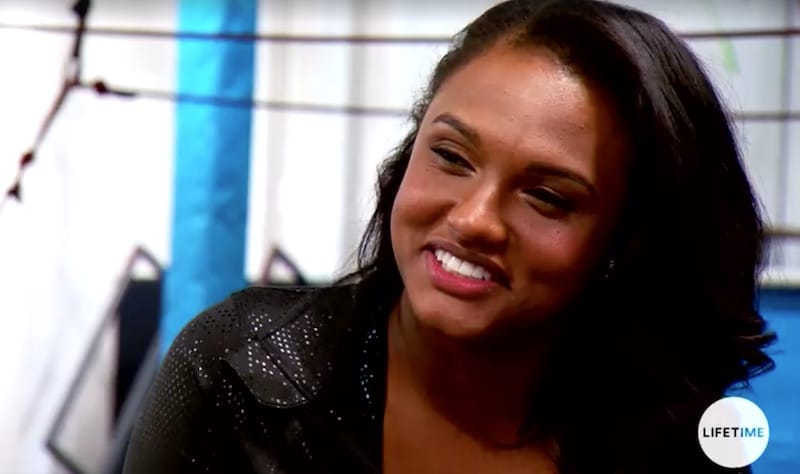Vanessa on this week's Married at First Sight: Second Chances