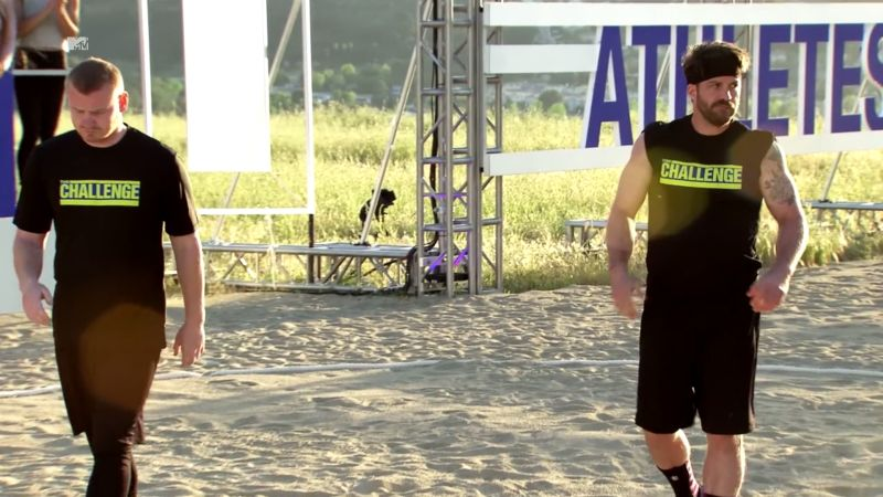 The Challenge: Champs vs. Pros recap: The bitter rivals Wes and Johnny Bananas go head-to-head edition