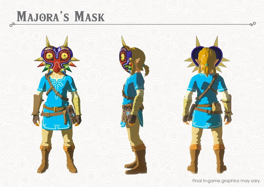 Nintendo reveals The Master Trials, the first DLC for The Legend of Zelda: Breath of the Wild