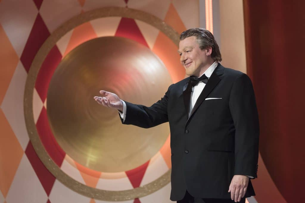 Who is Tommy Maitland, the mysterious host of The Gong Show?
