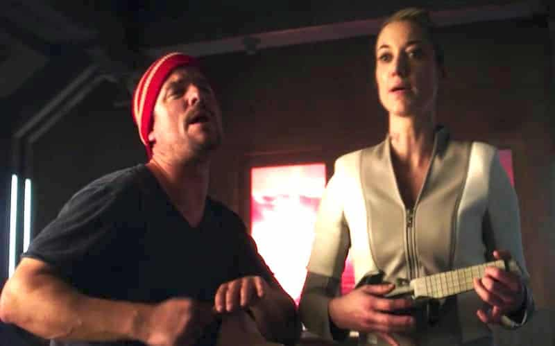 Dark Matter recap: Temporal loops and a phased bounty hunter in Episode 4