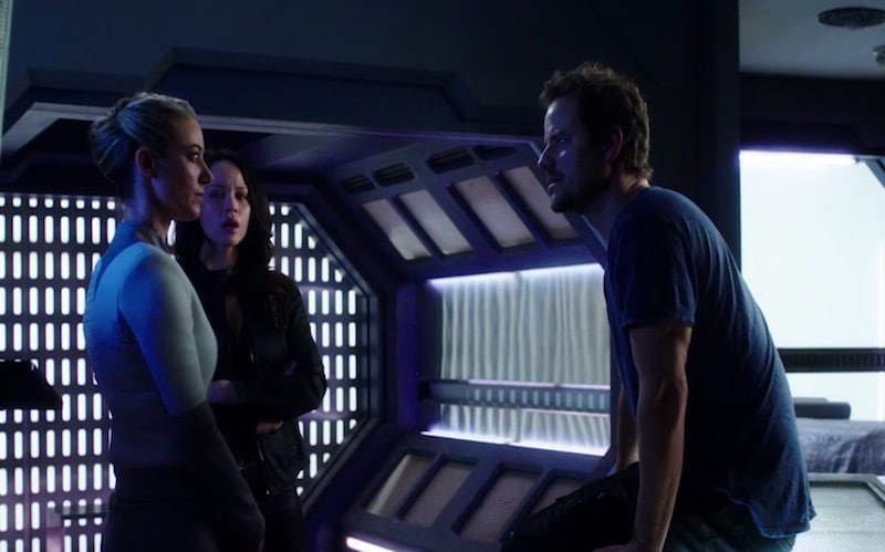 Dark Matter recap: Temporal loops and a phased bounty hunter in