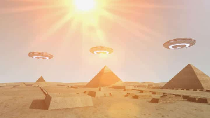 Did aliens build the pyramids? Ancient Aliens investigates 'The Science Wars'
