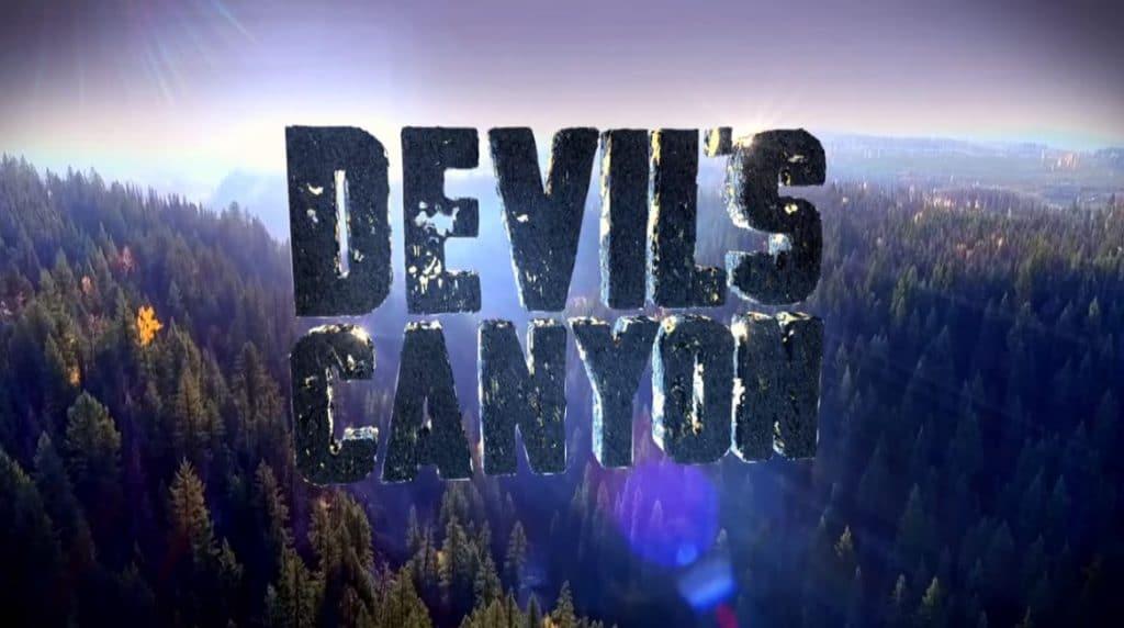 The Devil's Canyon logo