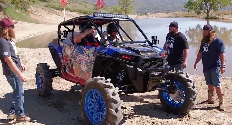 They deliver one amazing off-roader but now they need to build another!