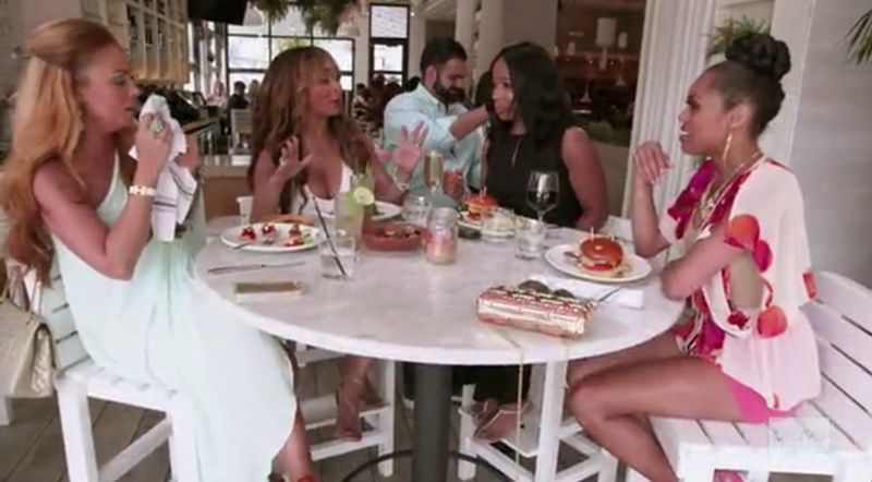 The Real Housewives of Potomac recap: The Gizelle is choking on her own lies edition