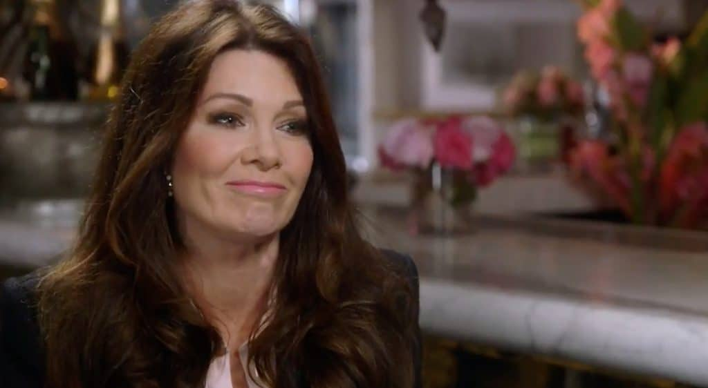 Lisa Vanderpump feels closer to her deceased grandmother after her meeting with Tyler
