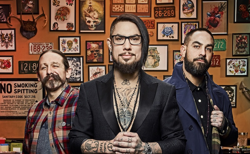 Ink Master Season 9 Shakes It Up As Tattoo Stores Battle For